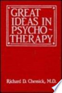 Great Ideas in Psychotherapy