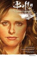 Buffy The Vampire Slayer: Season Nine Vol. 1 Freefall Book Cover
