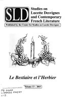 Studies on Lucette Desvignes and contemporary French literature SLD.
