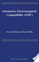Automotive Electromagnetic Compatibility Emc  book