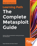 The Complete Metasploit Guide