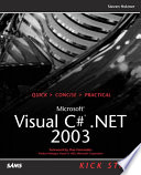 Microsoft Visual C   NET 2003 Kick Start