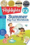 Summer Big Fun Workbook Bridging Grades P   K Book PDF