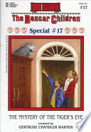 The Mystery of the Tiger s Eye  Boxcar Children Mystery   Activities Specials  17