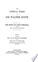 The Poetical Works of Sir Walter Scott Book PDF