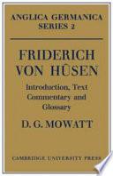 Friderich Von H  sen