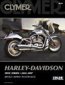 Harley Davidson VRSC Series 2002 2007