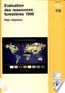 Evaluation des ressources foresti  res 1990