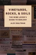 Vineyards, Rocks, and Soils Book