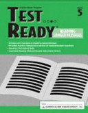 Test Ready Reading Longer Passages