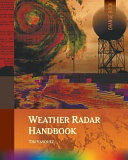 Weather Radar Handbook 1st Ed Color book