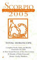 Total Horoscope Scorpio book