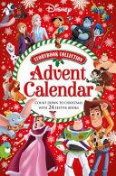 Book Disney Storybook Collection  Advent Calendar