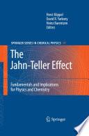 The Jahn Teller Effect