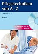 Pflegetechniken von A   Z