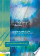 Teaching Social Behaviour