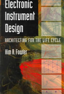 Electronic Instrument Design
