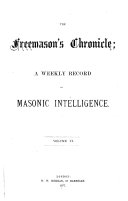 download ebook the freemason\'s chronicle pdf epub