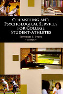 Counseling And Psychological Services For College Student Athletes