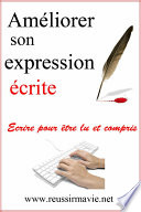 illustration Améliorer son expression écrite