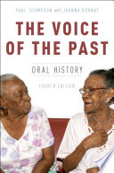 The Voice of the Past Book PDF