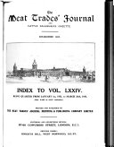 The Meat Trades  Journal and Cattle Salesman s Gazette