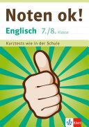 Klett Noten ok  Englisch 7  8  Klasse