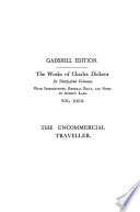 The Uncommercial Traveller ~ Paperbound : ...