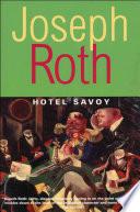 Hotel Savoy by Joseph Roth