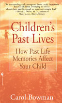 Children s Past Lives And Groundbreaking Book Carol Bowman