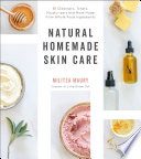 Natural Homemade Skin Care Book PDF