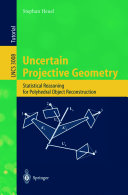 Uncertain Projective Geometry