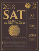 SAT Reading World Literature Practice