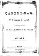 Book Carpet-bag