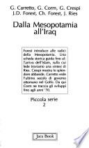 Dalla Mesopotamia all Iraq