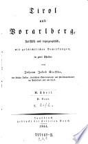 Tirol und Borarlberg