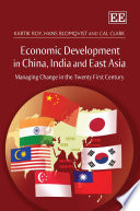 Economic Development in China  India and East Asia