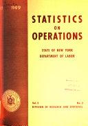 Statistics On Operations : ...