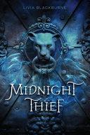 Midnight Thief by Livia Blackburne