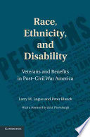 Race  Ethnicity  and Disability
