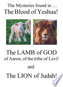 The Mysteries Found in The Blood of Yeshua