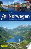 Norwegen Reisef  hrer Michael M  ller Verlag