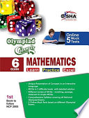Olympiad Champs Mathematics Class 6 with 5 Mock Online Olympiad Tests 2nd Edition