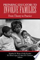 Preparing Educators to Involve Families