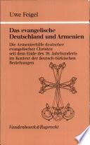 Das evangelische Deutschland und Armenien