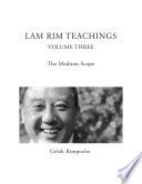 Lam Rim Volume 3