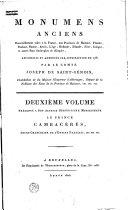 download ebook monumens anciens pdf epub