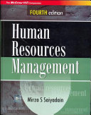 Human Resources Management 4E