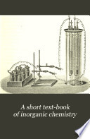 A Short Text book of Inorganic Chemistry