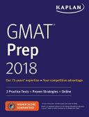 GMAT Prep 2018